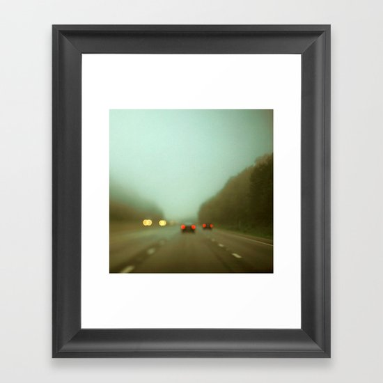 Ohio #5 Framed Art Print