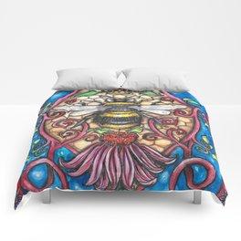 Bee Royalty Comforters