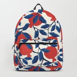 Pomegranate fruits Backpack