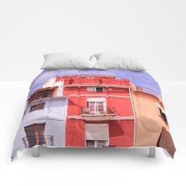 Valencia Facades Comforters