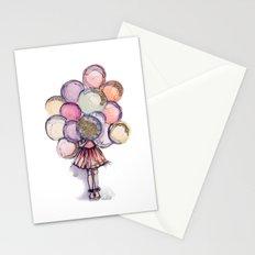 Float Away // Fashion Illustration Stationery Cards