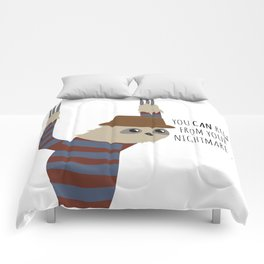 You Can Run Comforters
