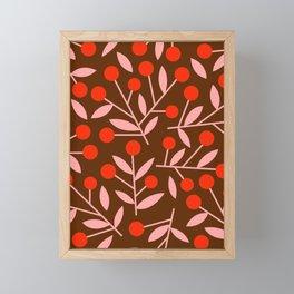 Cherry Blossom_002 Framed Mini Art Print