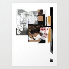 CRISGRIS Art Print