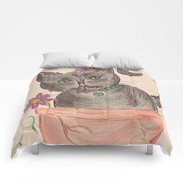 Penelope the Gardener Comforters