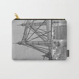 Albert Bridge London Digital Art Carry-All Pouch