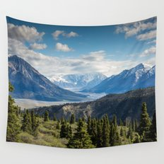 Mountain Landscape # sky Wall Tapestry