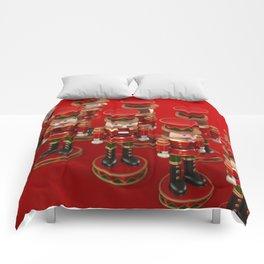 Nutcrackers Comforters