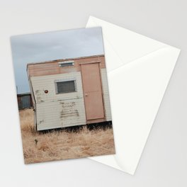 Trailer Home Stationery Cards