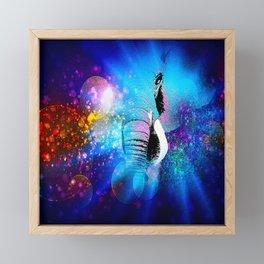 ELEPHANT MAGNIFICENT Framed Mini Art Print