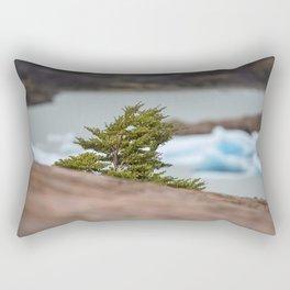 Patagonian Tree Rectangular Pillow