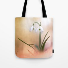 The very breath of spring Tote Bag
