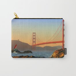 San Francisco... Part of that world. Carry-All Pouch
