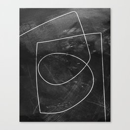 Minimal 9 Canvas Print