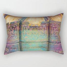 392 9 Fairytale Books Rectangular Pillow