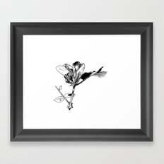 Daily Petals Framed Art Print