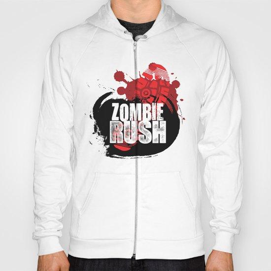 Zombie Rush - 2012 Hoody