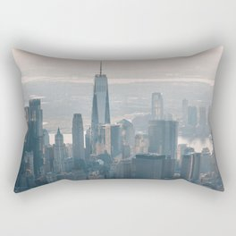 One World Trade Center Rectangular Pillow