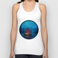 grand theft auto Tank Tops featuring Our Secret Harbor by Aimee Stewart