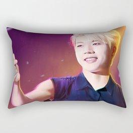 Woohyun Rectangular Pillow