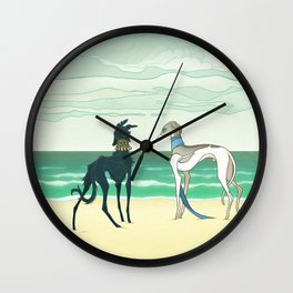 Far From Home Wall Clock