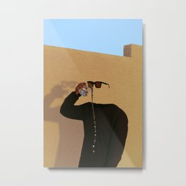 A Thirst That Can't Be Satisfied Metal Print