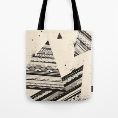 Pattern Doodle Two Tote Bag