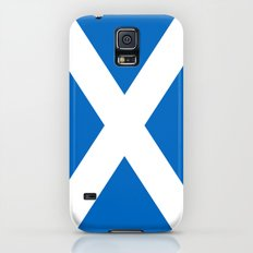 Flag of Scotland Slim Case Galaxy S5