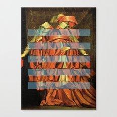 Die Streifen des Kardinals Canvas Print