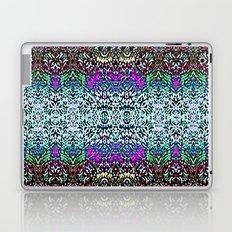 Lavender and Teal Laptop & iPad Skin