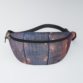 Whimsy and Rustic Fanny Pack