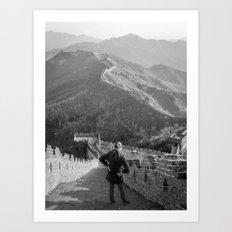 China Art Print