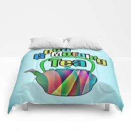Good Morning Tea Comforters