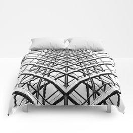 Wiggle Reflection Comforters