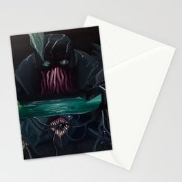 Blood Harbor Ripper Stationery Cards
