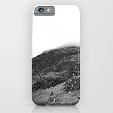 Mountains, Highlands, Scotland. iPhone 6s Slim Case