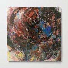 Woman Of Substance by Kathy Morton Stanion Metal Print