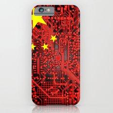 circuit board Flag (China) iPhone 6s Slim Case