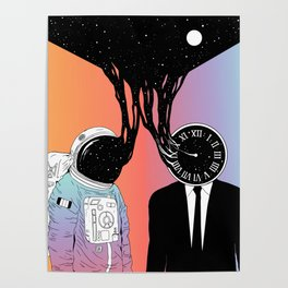 A Portrait of Space and Time ( A Study of Existence) Poster