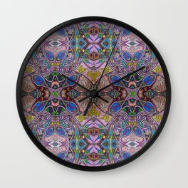 Party's Here! Wall Clock
