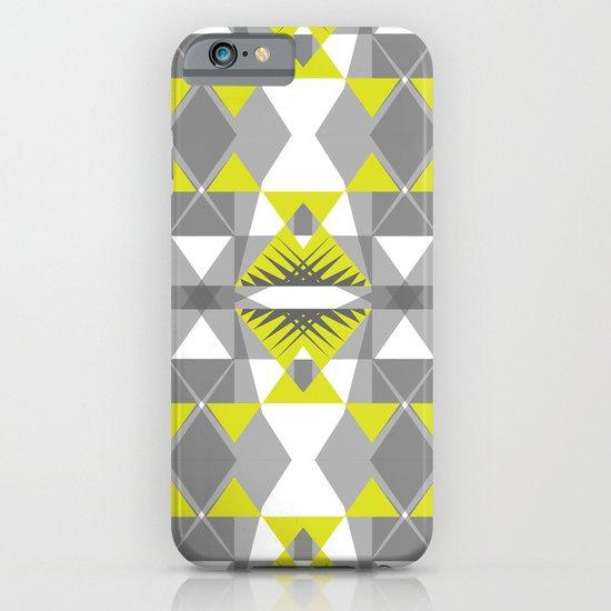 Neon threads iPhone & iPod Case