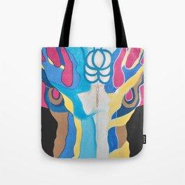 Woman´s tree / EL ARBOL DE LA MUJER Tote Bag