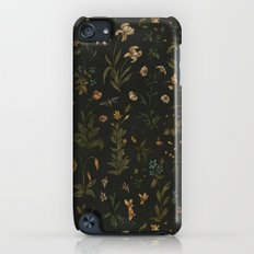 Old World Florals iPod touch Slim Case