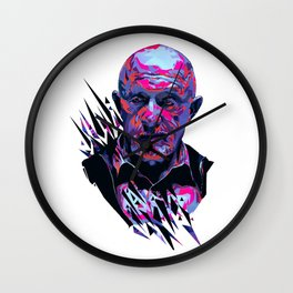 Mike Ehrmantraut // OUT/CAST Wall Clock