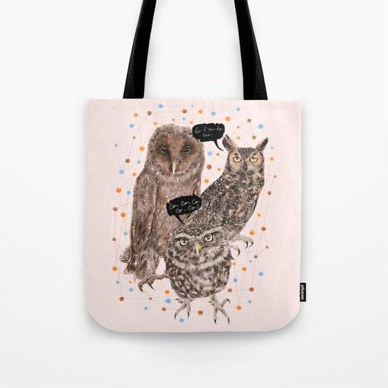 h'Hoo-hoo Tote Bag