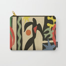 Inspired to Matisse (vintage) Carry-All Pouch
