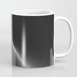 Metallic Bright Polished Steel Coffee Mug