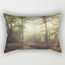 german rain forest Rectangular Pillow