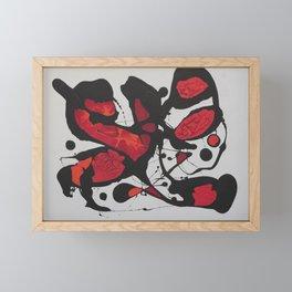 The Battle Framed Mini Art Print