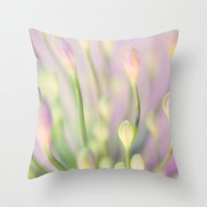 Lavender Nile Throw Pillow
